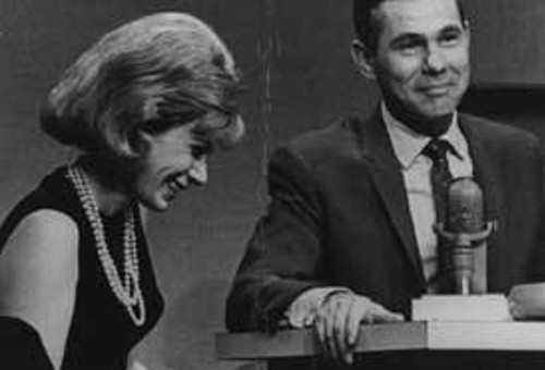 Joan and Johnny Carson