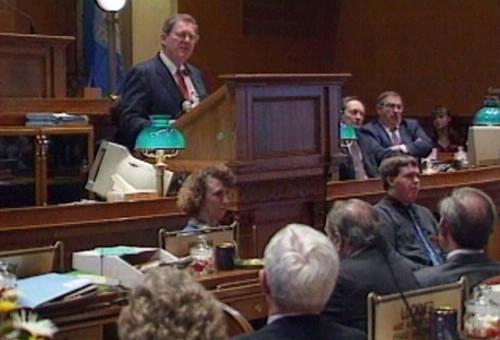 1995 Legislature Address