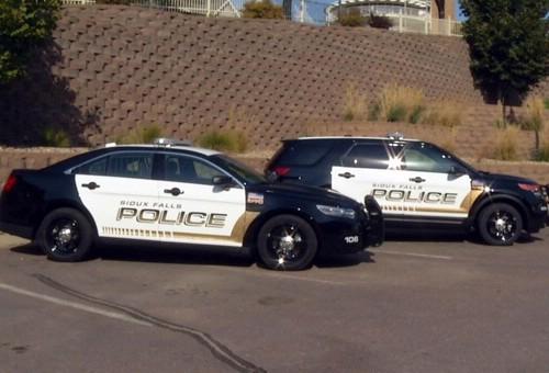 New Ford Police Interceptors