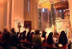 The canonization mass