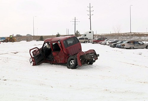 Keloland News Car Accident