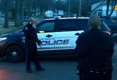 Sioux Falls Police monitor standoff