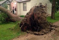Huron damage