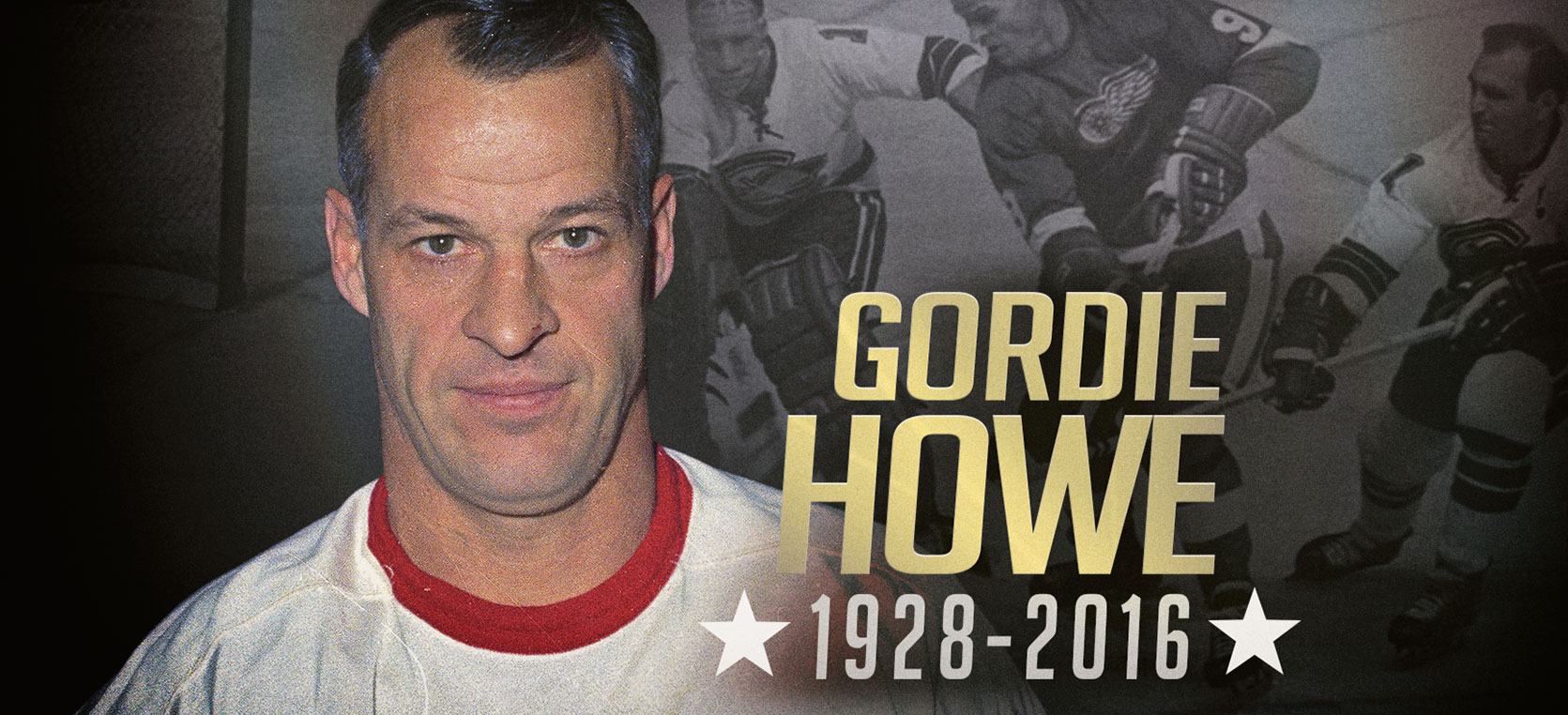 All Hockey Players Are Bilingual They K By Gordie Howe Like Success