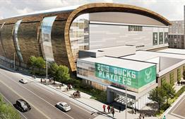 Daktronics To Outfit Digital Displays At New Bucks Arena