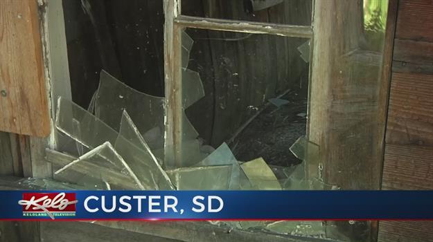 Vandals Strike Again At Historic Meeker Ranch Near Custer