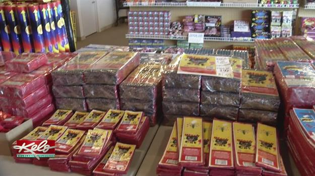 Firework Sales Begin For SD Residents