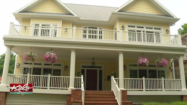 House Designer Not a Fan of McKennan Park House
