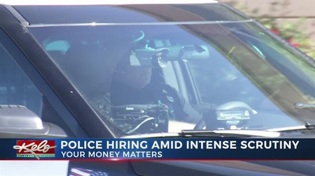 Police Departments Struggle With Recruitment