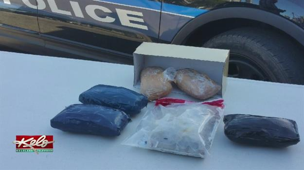 Brookings County Drug Task Force Nets Record Bust