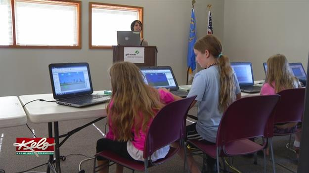 Girl Scouts-Dakota Horizons Hosting Gaming Boot Camp