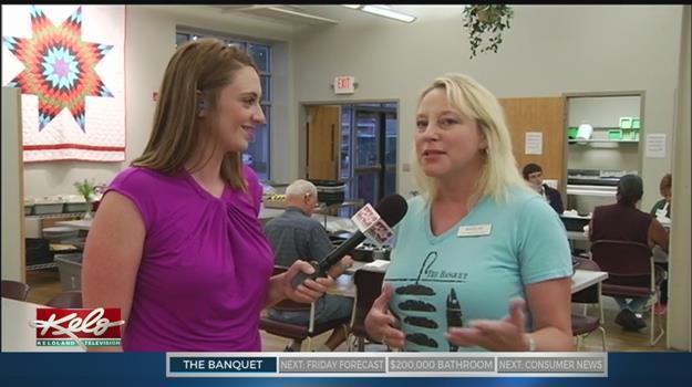 Banquet Needs Summer Volunteers