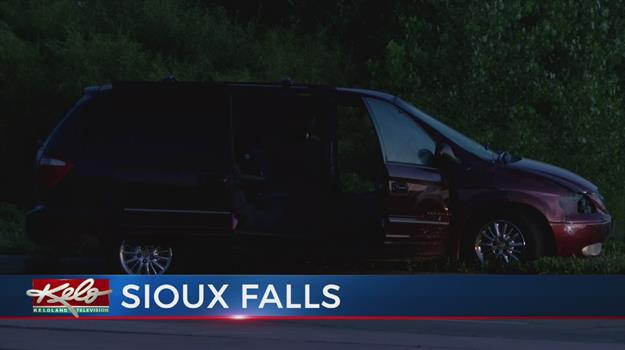 Police: Woman Driving Minivan Shot In Head In Sioux Falls