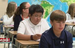 School In Session For Sioux Falls Catholic Schools