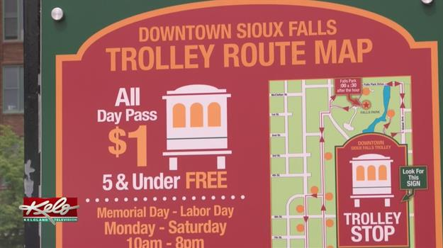 Organization Creating Plan for Downtown Sioux Falls Trolley's Future