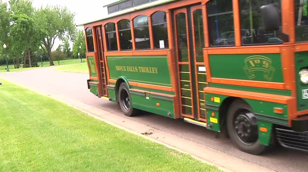 Organization Creating Plan for Downtown Sioux Falls Trolley's Future NEW