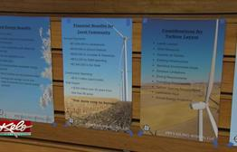 Citizens Weigh In On Proposed Wind Farm