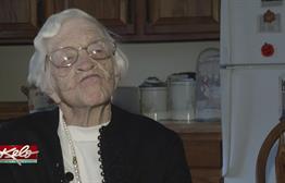 Positively KELOLAND: 104-Year-Old Parade Grand Marshal