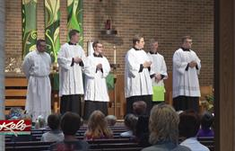 Former St. Michael Students Pursue Priesthood