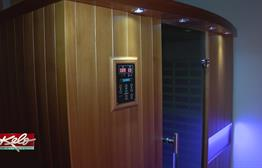 Spa Offers Infrared Light Therapy Sessions