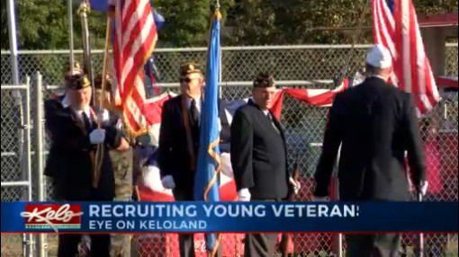Recruiting Young Veterans