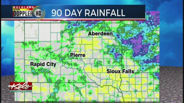 A Look Back At Summer Rainfall Across KELOLAND