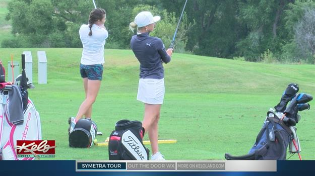 Golfers From Around The World Hit The Links In Sioux Falls