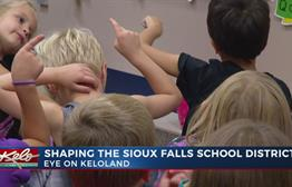 Shaping the Sioux Falls School District