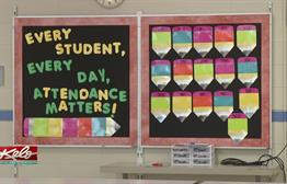 Sioux Falls Elementary School Paying More Attention to Attendance