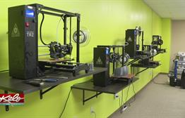 3D Printing Shop Opens In Sioux Falls