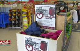 The Broad Reach of Keep KELOLAND Warm