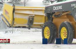 Local Business Ready For Winter With New Machine
