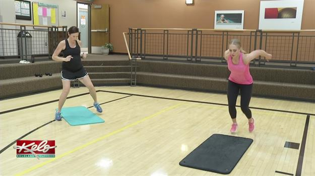 Fitness Friday: Bootcamp Class