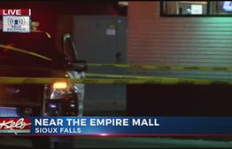 One Person Shot At McDonald's Across From Empire Mall