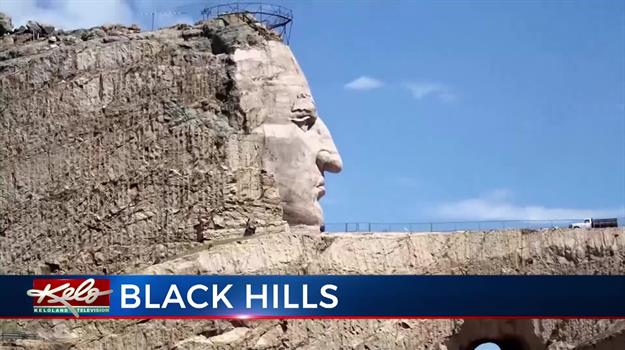 CBS News Profiles Crazy Horse Memorial
