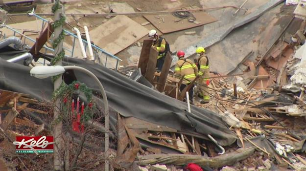 Preparing To Treat Victims Of A Building Collapse