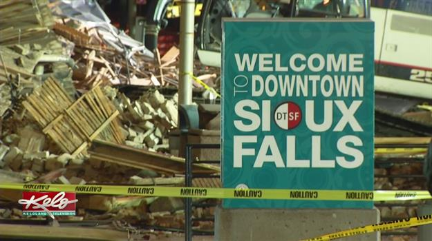 Tragedy In Downtown Sioux Falls