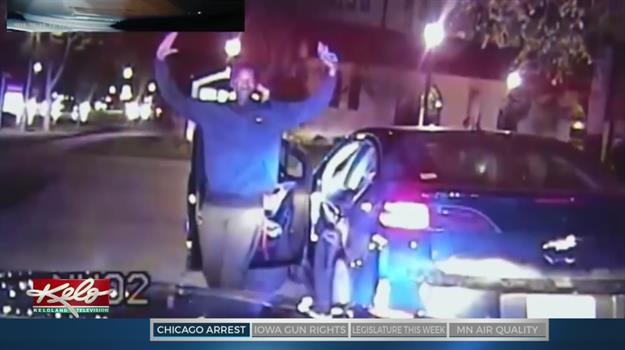 Video Shows Controversial Arrest Of Chicago Man