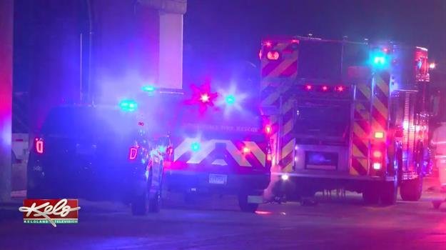 Construction Crews Repair Damage After Deadly Crash Off I-229