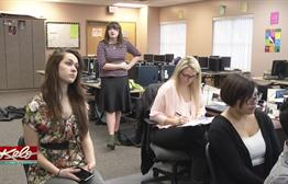New Tech Students Create Contest Videos For International Organization