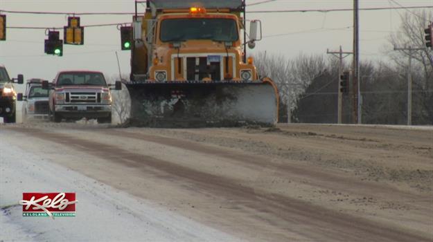 Street Crews Prepare For Pending Snow