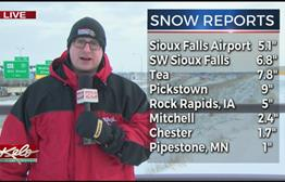 February 23 - 24, 2017 Snow Storm Recap