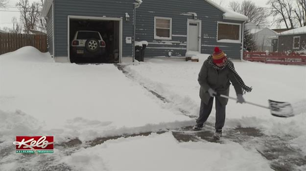 From Spring To Snow In Sioux Falls