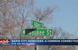 Rapid City Homicides: A Common Connection