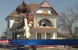 """Damaged From Delmont Tornado, The """"Onion House"""" Is On Its Way To Restoration"""