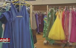 Annual Dress Drive Helps Lower Costs Of Going To Prom