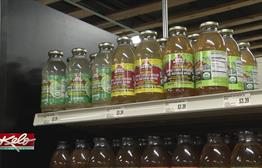Apple Cider Vinegar Lauded For Supposed Health Benefits