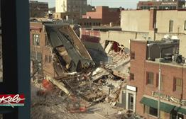 Contractor, Staffing Agency Facing Fines For Conditions Before Deadly Building Collapse