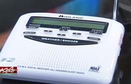 Stay Informed Of Severe Weather With Radio, App