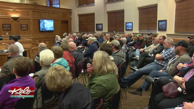 Annexation Task Force Meeting Draws Packed Crowd